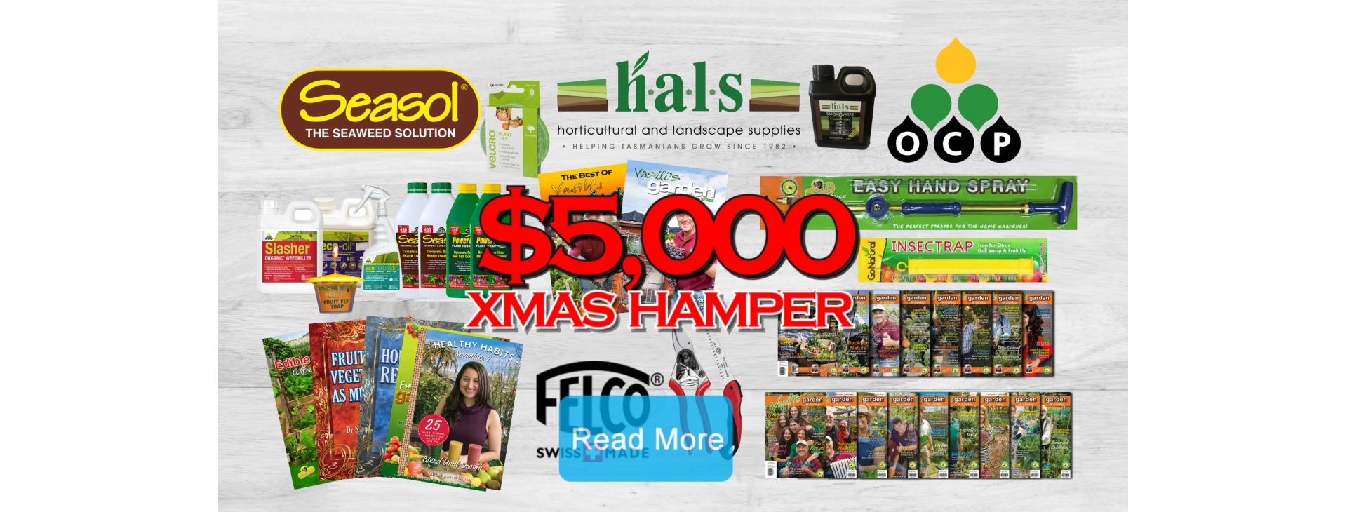 $5000 Christmas Hamper 2018