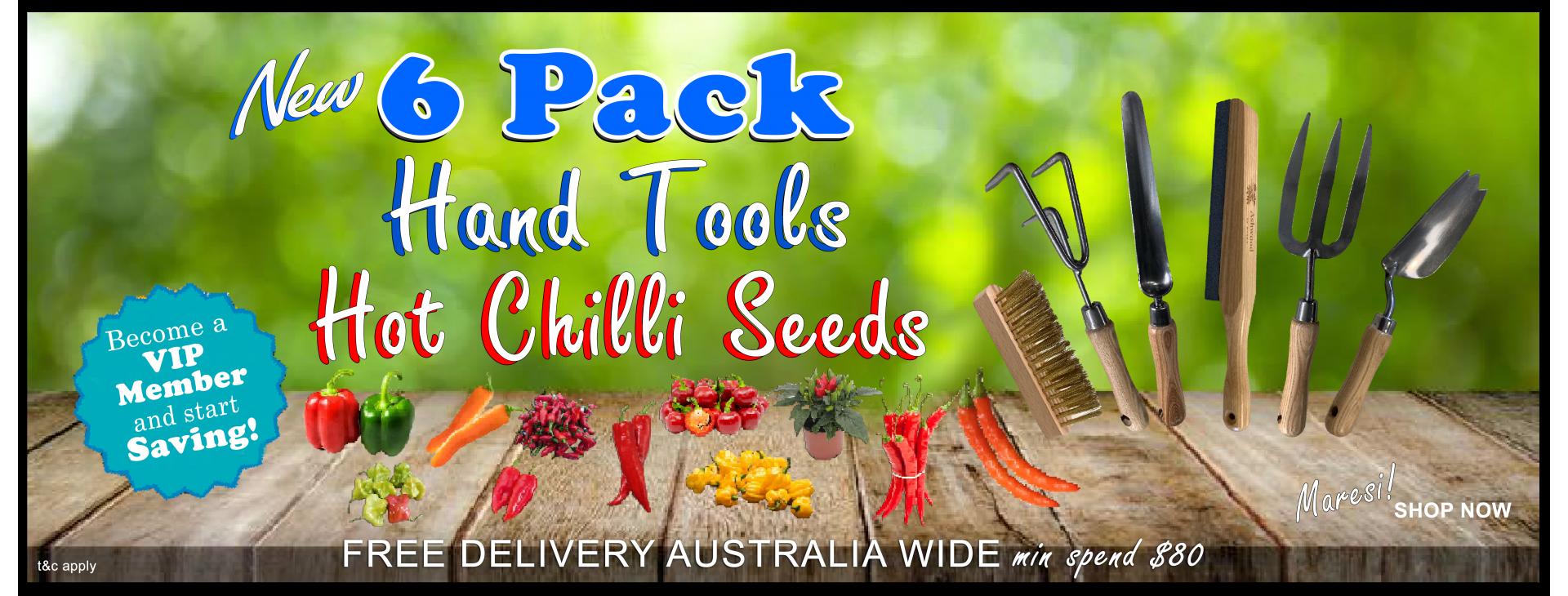 Chilli Pack