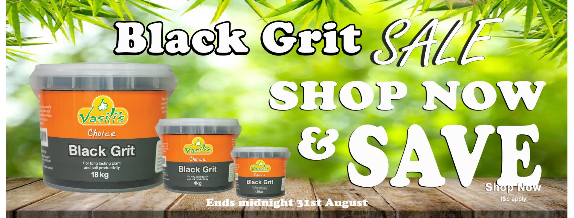 Black Grit