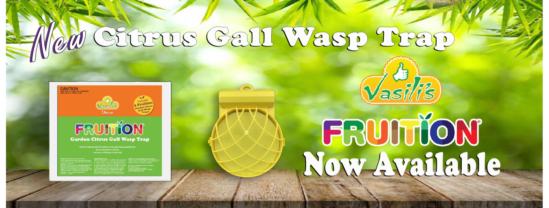 citrus gall trap