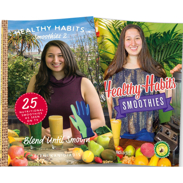 Healthy Habits Books 1 & 2 SALE