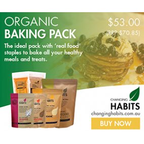 Organic Baking Pack