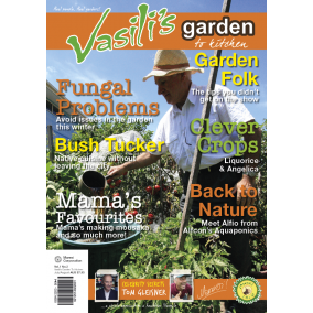 Vasili's Garden to Kitchen Magazine - Issue 02 - Winter 2014