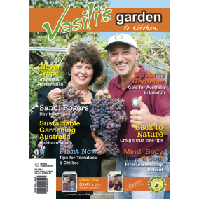 Vasili's Garden to Kitchen Magazine - Spring 2014 - Issue 3