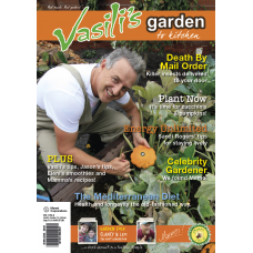 Vasili's Garden to Kitchen Magazine - Issue 04 - Summer 2014/15
