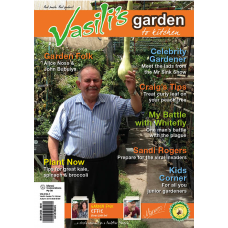 Vasili's Garden to Kitchen Magazine - Issue 05 - Autumn 2015