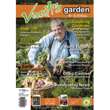 Vasili's Garden to Kitchen Magazine - Issue 07 - Spring 2015
