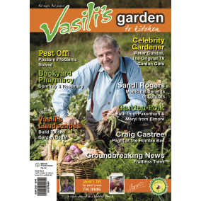 Vasili's Garden to Kitchen Magazine - Spring 2015 - Issue 7