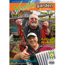 Vasili's Garden to Kitchen Magazine - Issue 10 - Winter 2016
