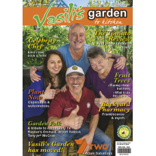 Vasili's Garden to Kitchen Magazine - Issue 12 - Summer 2016/17