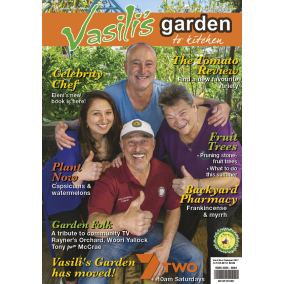 Vasili's Garden to Kitchen Magazine - Summer 2016/17 - Issue 12