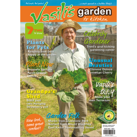 Vasili's Garden to Kitchen Magazine - Autumn 2017 - Issue 13