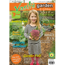 Vasili's Garden to Kitchen Magazine - Issue 15 - Spring 2017