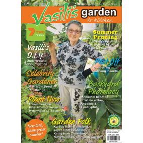 Vasili's Garden to Kitchen Magazine - Issue 16 - Summer 2017