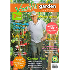 Vasili's Garden to Kitchen Magazine - Issue 19 - Summer 2018-19