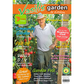 Vasili's Garden to Kitchen Magazine - Summer 2018-19 - Issue 19