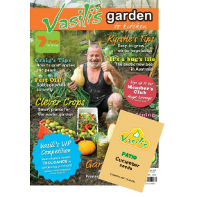 Vasili's Garden to Kitchen Magazine - Winter 2020 - Issue 25