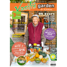 Vasili's Garden to Kitchen Magazine - Spring 2020 - Issue 26