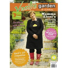 Vasili's Garden to Kitchen Magazine - Issue 27 - Summer 2020
