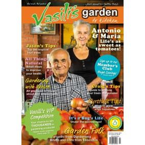 Vasili's Garden to Kitchen Magazine - Issue 28 - Autumn 2021