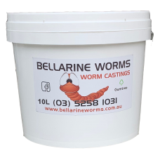 Worm Castings 10L