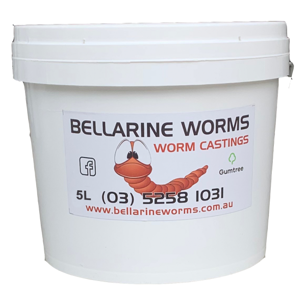 Worm Castings 5L