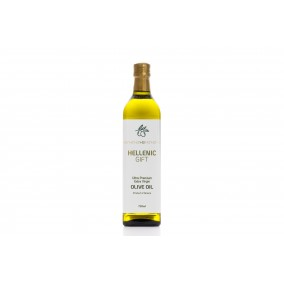 Hellenic Gift Single Bottle Extra Virgin Olive Oil