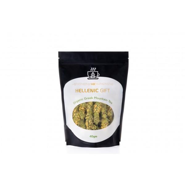 Hellenic Gift Organic Mountain Tea 40g