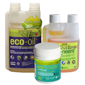 Organic Garden Care Pack
