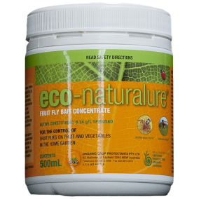 Eco Naturalure Fruit Fly Bait Concentrate 500ml