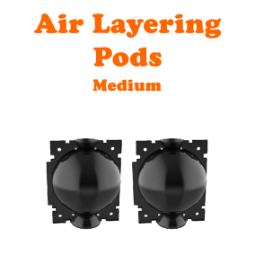 Air Layering Pods x 2 Medium