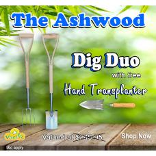 The Ashwood Dig Duo + Free Hand Transplanter