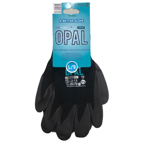 Gloves Ninja Opel X-Large