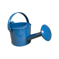 Kids Metal Watering Can- Blue