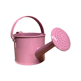 Kids Metal Watering Can- Pink