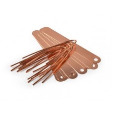 Copper Plant Labels 10pk