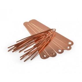 Copper Plant Labels 10pk