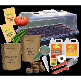 Mini Hothouse Ultimate Pack bonus seeds