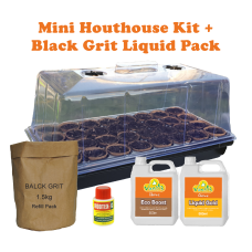 Mini Hothouse Kit + Black Grit Liquid Pack