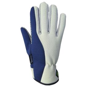 Gloves Bounty Blue Grey - Large