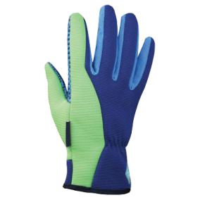 Gloves Bounty Navy Lime - Small