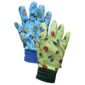 Gloves Bounty Kids Blue Green assorted