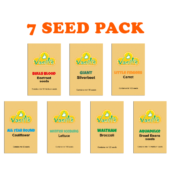 7 Seed Pack
