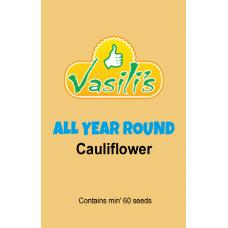 Cauliflower All Year Round