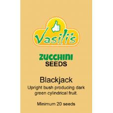 Zucchini Blackjack