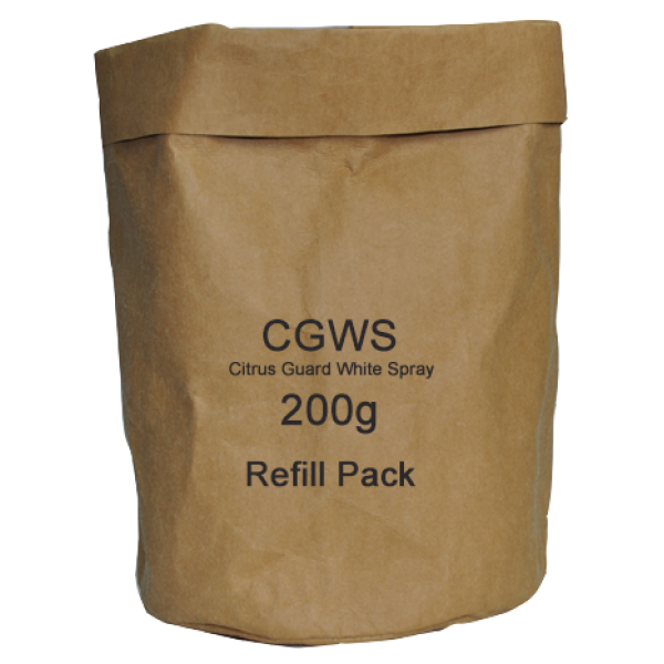 Citrus Guard White Spray 200g REFILL with concentrated seaweed