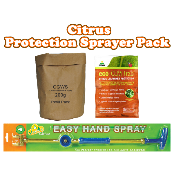 Citrus Protection Pack + Sprayer