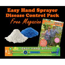 Easy Hand Sprayer + Disease Pack w Free Mag VGK30