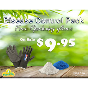 Disease Control Pack + Free Nexus Garden Gloves