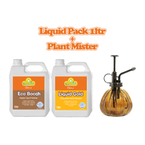 Liquid Pack + Plant Mister